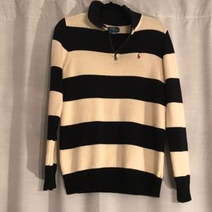 Polo Ralph Lauren zip up  sweater